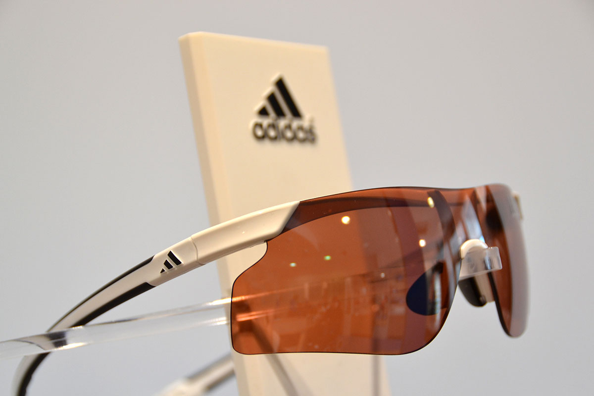 Adidas – Sunglasses – White Frames