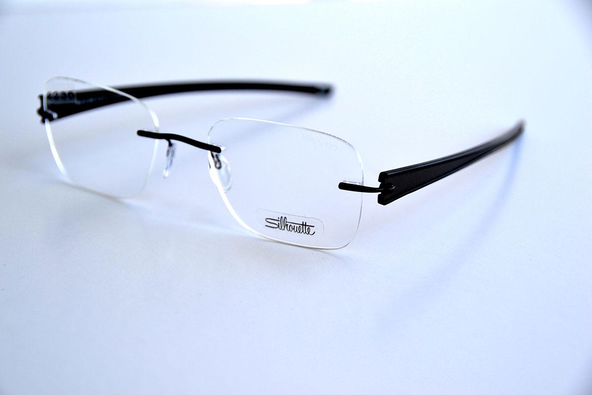 Silhouette – Black Frames