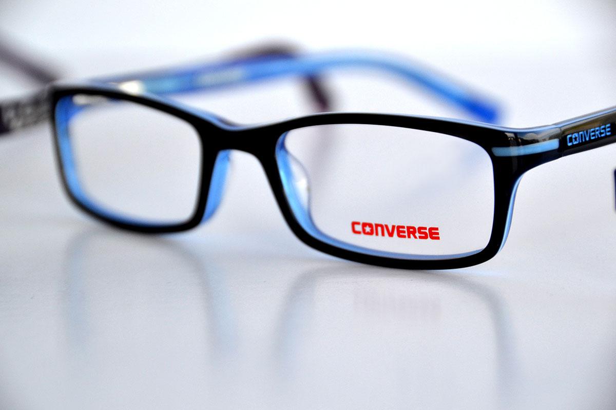 Blue Converse Frames