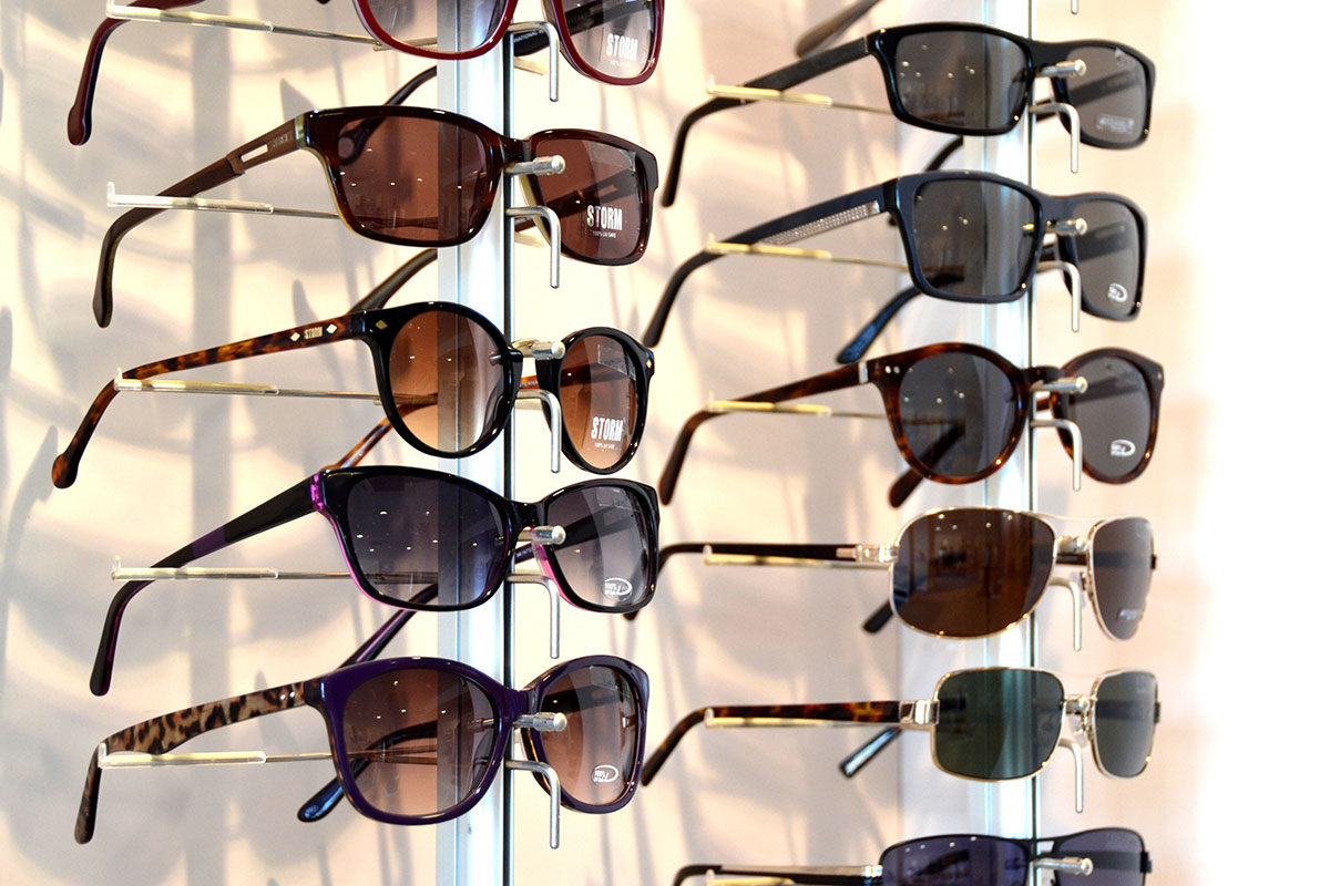 Adult Sunglasses – Frame Selection