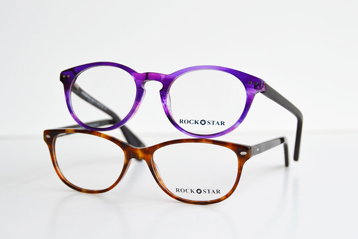 Rock Star Purple & Brown
