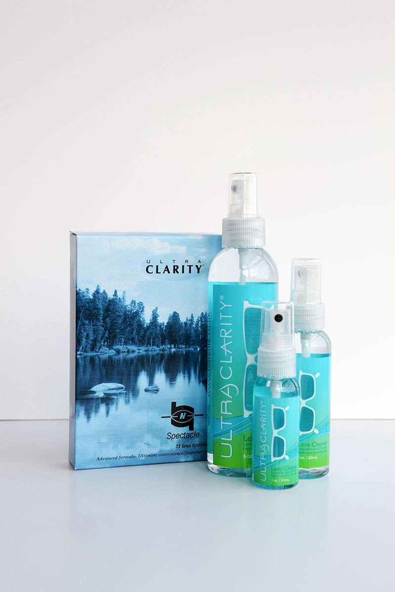 Ultra Clarity – Anti-static spray and wipes